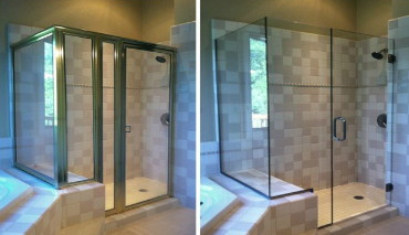 Framed Or Frameless Shower Doors